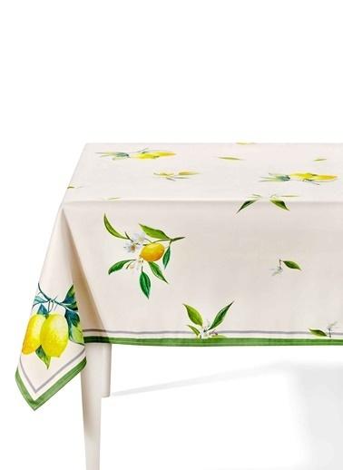 Morhipo Home Masa Örtüsü 150x150 cm Lemon Sarı